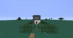 Small Modern House V:1.12.2 Minecraft Project