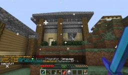 I want to join in vanilla server Minecraft Map & Project