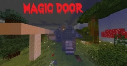 MAGIC DOOR Minecraft Map & Project