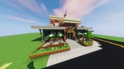 Shop / Starbucks Minecraft