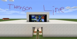 Thomson Line Minecraft Map & Project