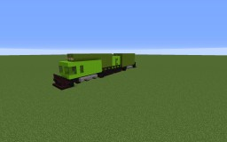 CM-CR44D/E (CM-Crypto Motors, CR-Crypto Railway, D/E-Diesel or Electric) Minecraft Map & Project