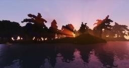 []- Survival Beach Island -[] Minecraft Project