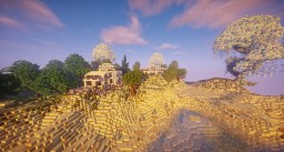 White Harbor. Minecraft Map & Project