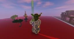 Yoda Minecraft Map & Project