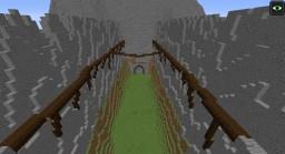 MCedit schematic Dwarven Mountain - Mount Barignik Minecraft Project