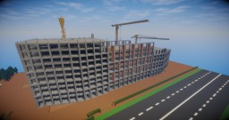 "Construction a Residental Compl. ""Sigma"" Minecraft Project"