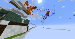 Fun Colour Parkour | By TheRedWorldGamer Minecraft