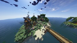 Triple Islands Map | 1.12 | Decorational Map | Minecraft Project