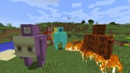 Living Block Monsters Reborn Minecraft Mod