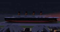 2:1 RMS Titanic Minecraft Map & Project