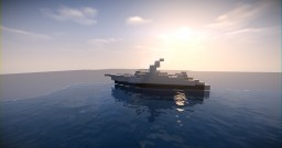 Speed Boat Minecraft Map & Project