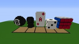 Best Games I Made : ) Minecraft Map & Project