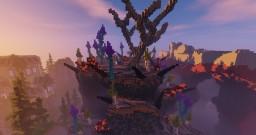 Mushroom Fantasy plot Minecraft Map & Project