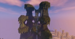 Vine Fantasy Plot  (Huge) Minecraft