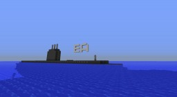 What if EA made a submarine (joke) Minecraft Map & Project
