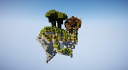 Floating Island Minecraft Map & Project