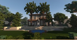 FaZe House LA V2 | WoK Minecraft Map & Project