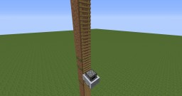 Vertical Rails for Minecraft 1.12 Minecraft Project
