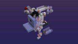 Rube Goldberg Machine Minecraft Project