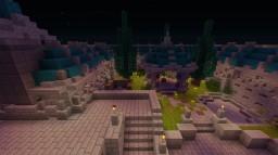 Spawn | Stone Brick Theme Minecraft Project