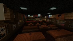 Chuck E. Cheese's Pizza Time Theatre Minecraft Project on