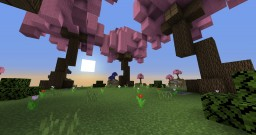 Bed Wars Map: Cherries (8 Teams) Minecraft Project
