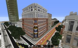 Saks Fifth Avenue department store Minecraft Map & Project