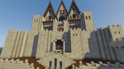 Medieval Castle - Interior Walkways and Rooms Minecraft