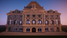 French mansion Minecraft Project