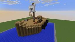 Bloodbone Buccaneers Minecraft Project
