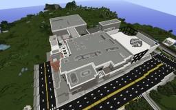 Stargate Luxury Mall Minecraft Map & Project