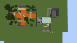 4 in 1 mini games Minecraft Project
