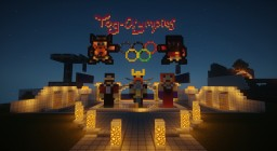 Yog Olympics Minecraft Map & Project