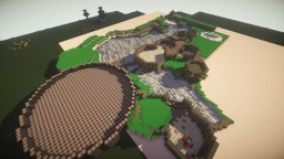 Pikmin 1 - The Distant Spring W.I.P Minecraft Project
