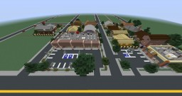 [LOOKING FOR BUILDERS!] Markham City Minecraft Map & Project