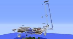 Iron Phoenix Auto Builder (Iron Phoenix designed by Tango Tek) Minecraft Project
