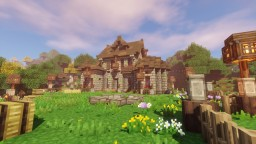 New Amt Monastery Minecraft Map & Project