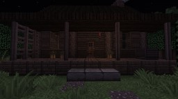 Evil Dead 2 Cabin Minecraft Map & Project