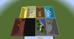 Easy Mini Parkour 1 Minecraft Project
