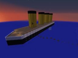 Titanic Minecraft Project