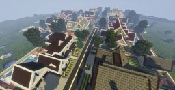 10 Suburban Houses Minecraft Map & Project