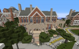 """""""inspired By"""" House Build 3 Minecraft Map & Project"""