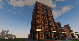 City Hotel Minecraft Project