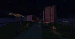 Pokrov Soviet city Update #3 Minecraft Map & Project