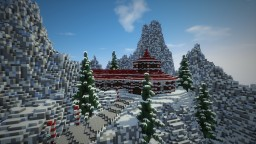 Christmas village Minecraft Map & Project