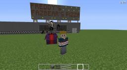 Freddy's Fazbear's Pizza Minecraft Map & Project