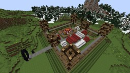 Arnor [CZECH] Minecraft Map & Project