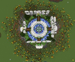Small Hub / Spawn for a Server Minecraft Map & Project
