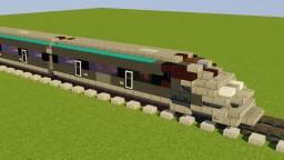 Aurora Concept Train Minecraft Map & Project